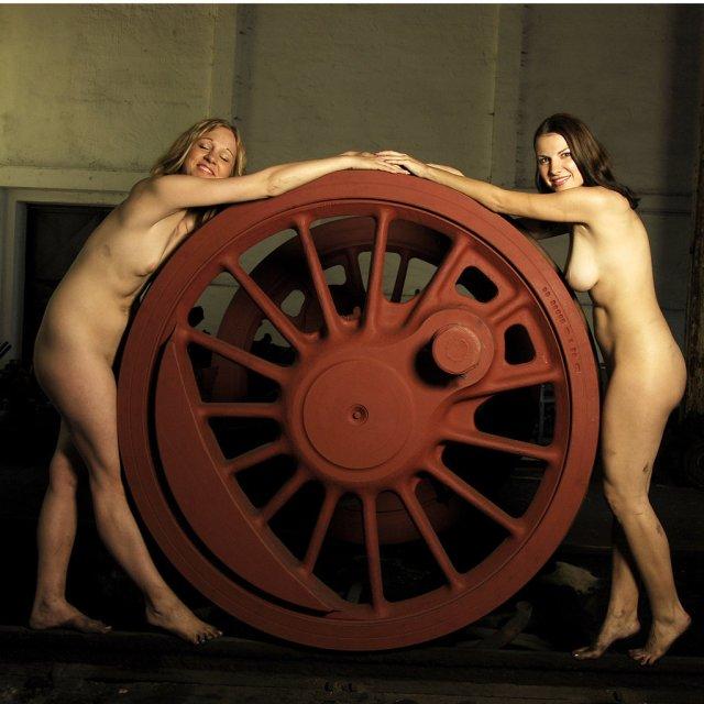 Railway Wheel Mover