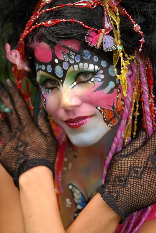 Colorfull Makeup
