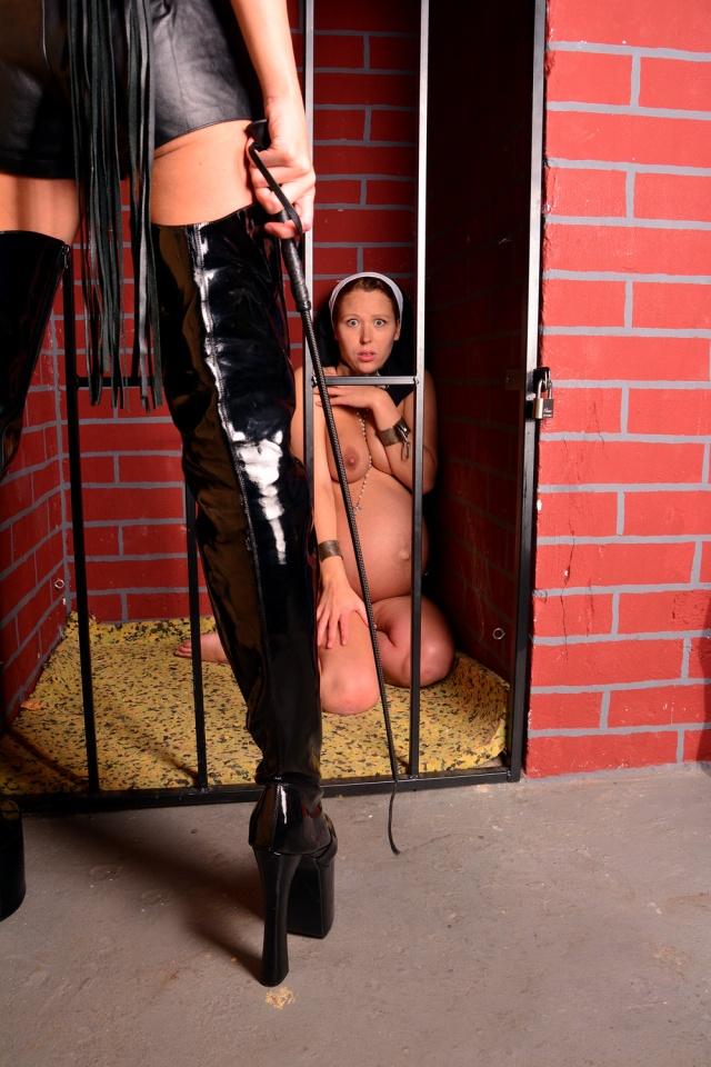 Nun And Mistress X