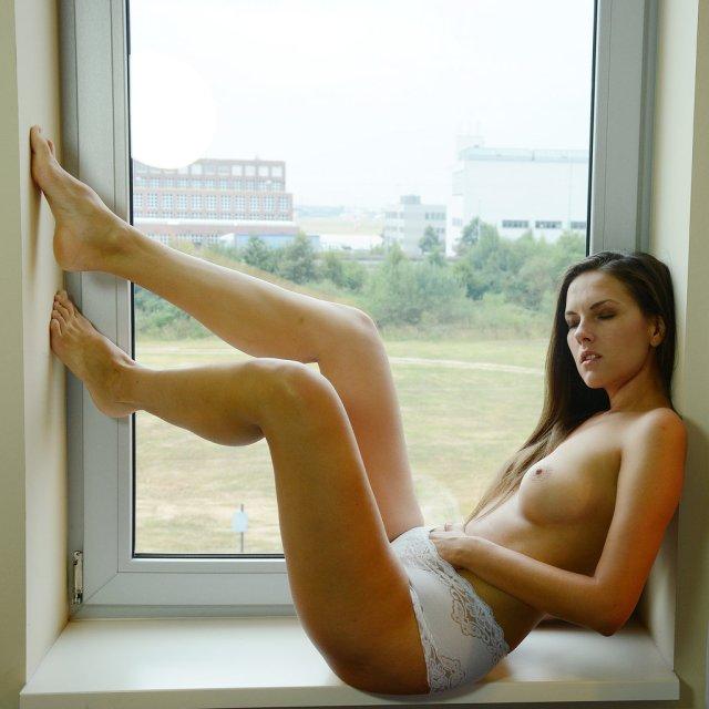 Relaxing Zuzka