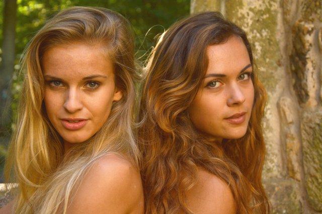 Sabina And Tereza