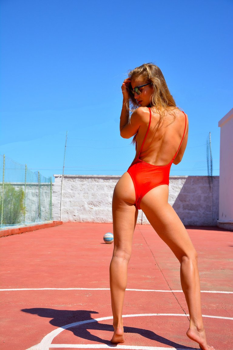 Sporty Backside